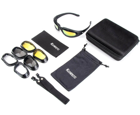 Motorcycle_Glasses_Polarized_Sunglasses_For_Eye _Protection _Windproof _Riding _Goggles _UV400 _Antifog _Clear _Lens_with _4 _Lens _Kit