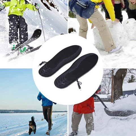 USB Heated Shoe Insoles - Family Avenue