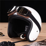 Retro Jet Brown Goggles