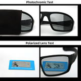 Anti-Glare Polarized Sunglasses