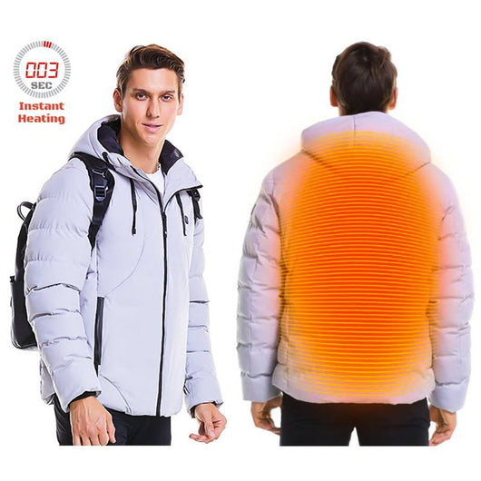 Fastest USB Powered Heated Jacket