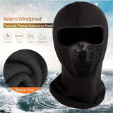 Full Face Mask - Neck Warmer