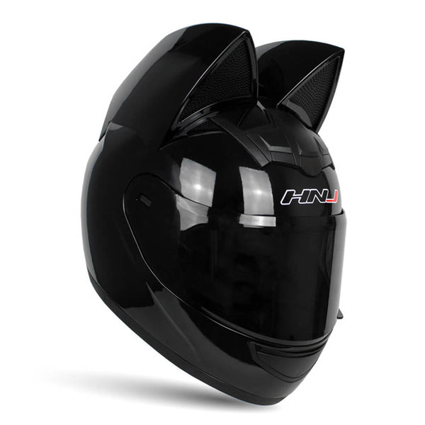 Motorcycle Cat Helmet