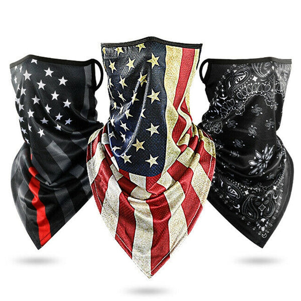 Breathable UV-Block Neck Gaiter Bandana