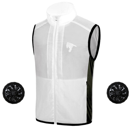USB Powered Cooling Airflow Vest