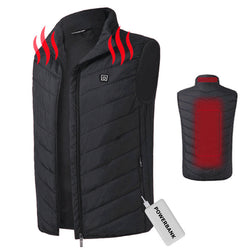 USB Powered Heated Vest
