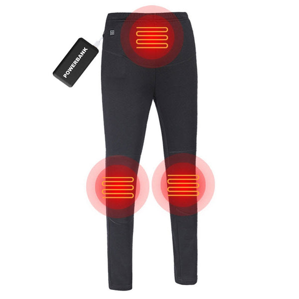 USB Powered Heated Pants - Women
