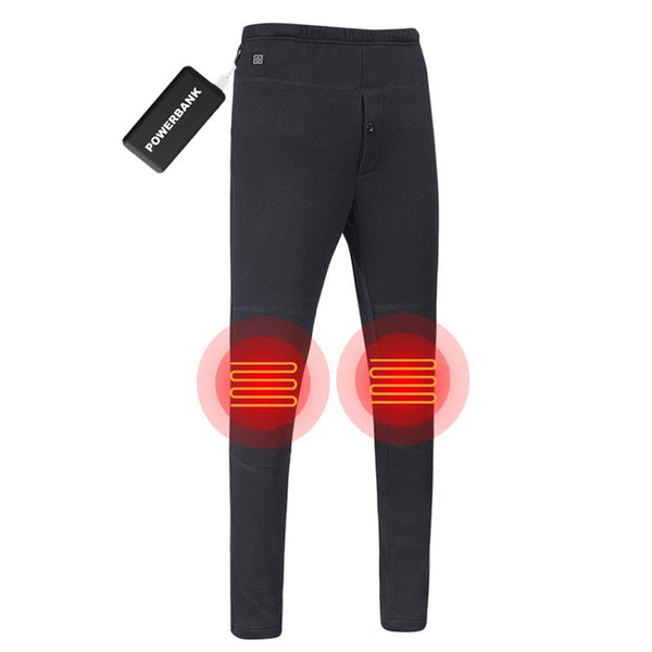 USB Powered Heated Pants - Men