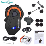 Family Avenue 2pcs FreedConn™ Intercom Bluetooth Headset 1500m