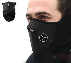 Family Avenue Half Face Mask - Neck Warmer