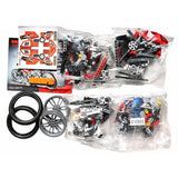 Family Avenue Harley Style Chopper Building Blocks 374pcs