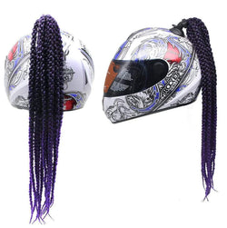 Family Avenue Helmet Pigtail Dreadlocks Braid