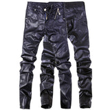 Family Avenue Leather Biker Pants Style 2 / 28
