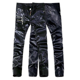 Family Avenue Leather Biker Pants Style 3 / 28