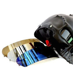 Family Avenue Skull Helmet Lenses Dark
