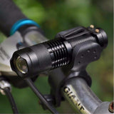 Family Avenue Tactical LED Flashlight