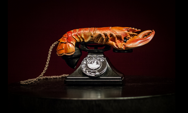 Lobster Telephone Salvador Dalí  1936
