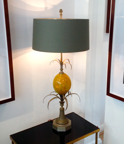 A MAISON CHARLES STYLE LAMP