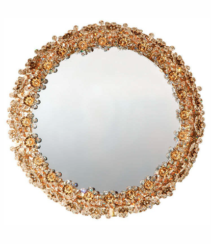 A PAIR OF PALWA MIRRORS