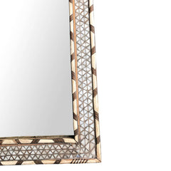 EARLY 19TH CENTURY SYRIAN MIRROR