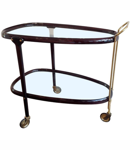 ITALIAN DRINKS TROLLEY