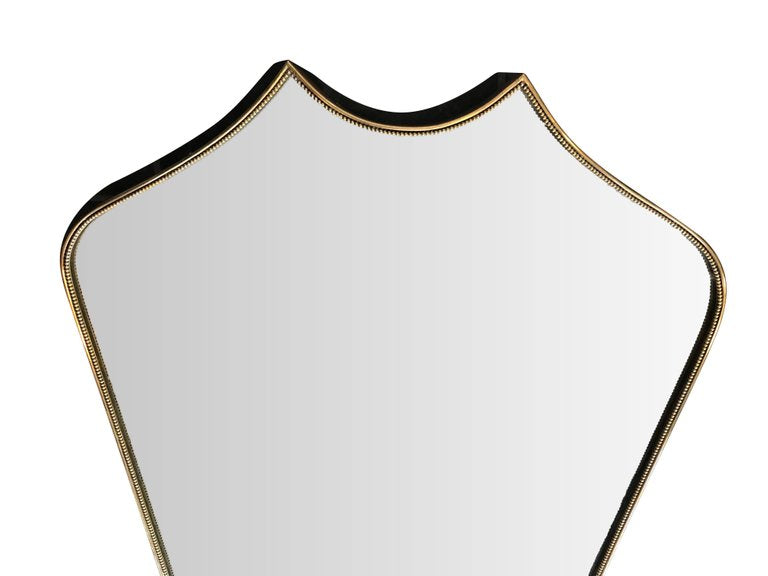ITALIAN SHIELD MIRROR