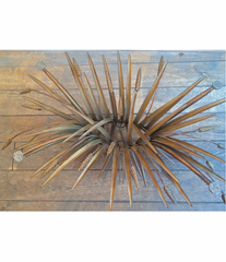 LARGE WHEAT SHEAF TABLE