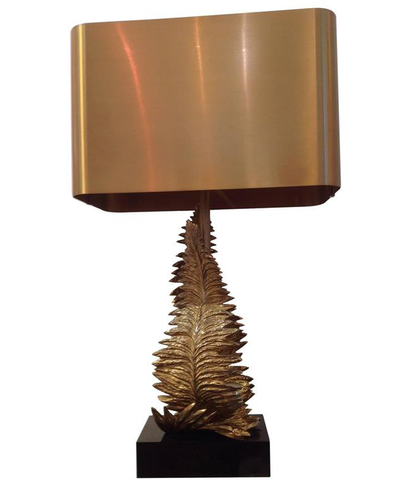 "MAISON CHARLES ""FOUGERE"" LAMP BY CHRYSTIANE CHARLES"