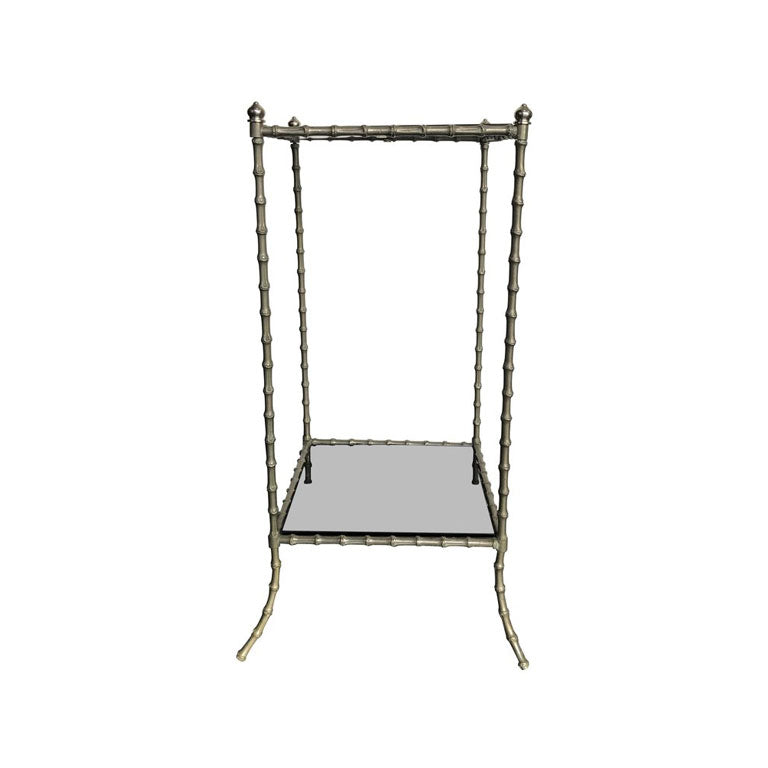 MAISON BAGUÈS FAUX BAMBOO SIDE TABLE