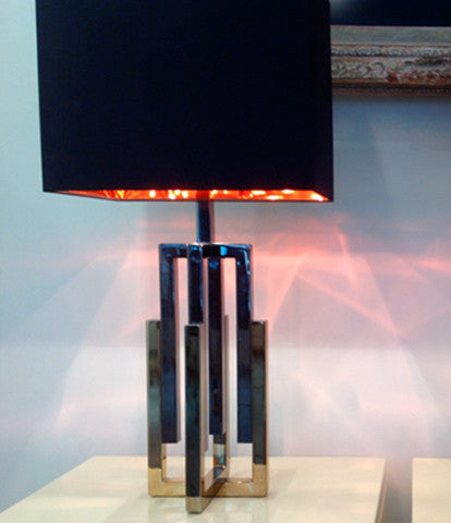 PAIR OF WILLY RIZZO LAMPS