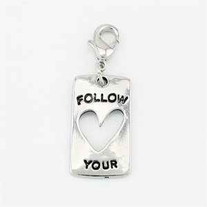 Follow Your Heart Dangle