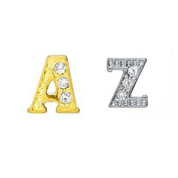 Initials A to Z Crystal