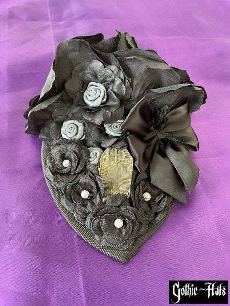 Coffin Fascinator