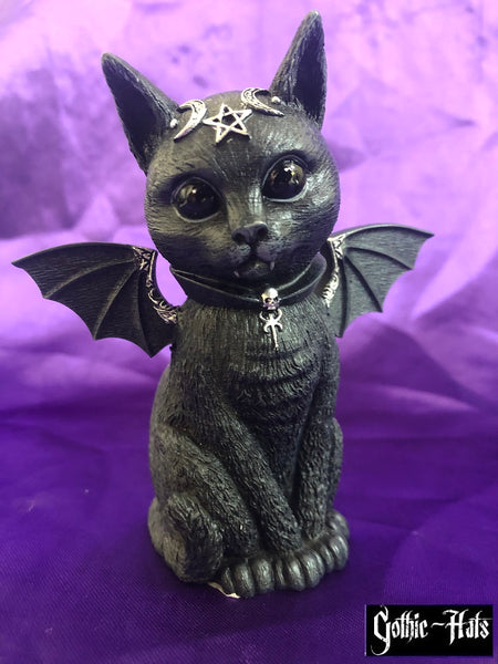 Malpuss Winged Cat Ornament