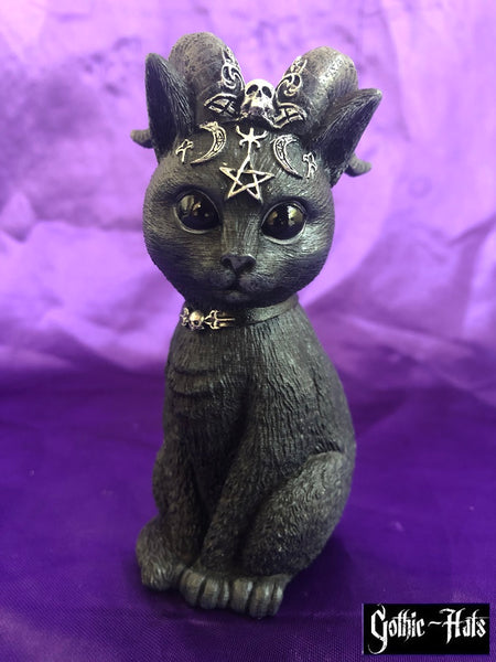Pawzuph Horned Cat Ornament