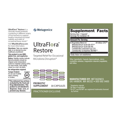 UltraFlora Restore-Metagenics-shop.bodylogicmd.com