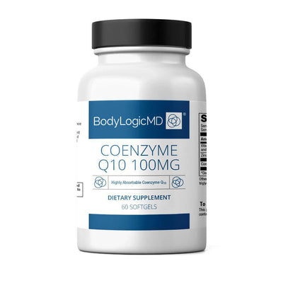 COENZYME Q10 100MG-BodyLogicMD-shop.bodylogicmd.com