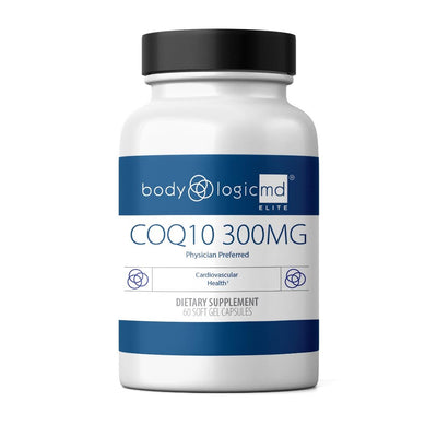 CoQ10 300 MG-BodyLogicMD-shop.bodylogicmd.com