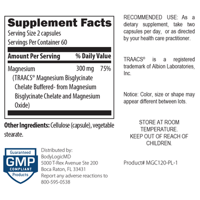 Magnesium Buffered Chelate-BodyLogicMD-shop.bodylogicmd.com