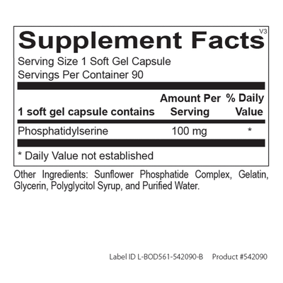 Phosphatidylserine-Daily Packs-shop.bodylogicmd.com