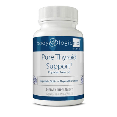 Pure Thyroid Support-BodyLogicMD-shop.bodylogicmd.com