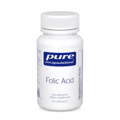 Folic Acid-Pure Encapsulations-shop.bodylogicmd.com