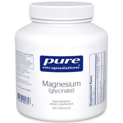 Magnesium (glycinate)-Pure Encapsulations-shop.bodylogicmd.com