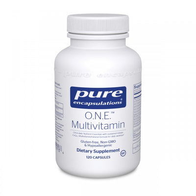 O.N.E. Multivitamin-Pure Encapsulations-shop.bodylogicmd.com