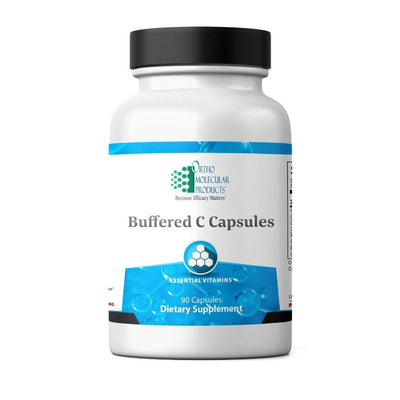 Buffered C Capsules-Ortho Molecular-shop.bodylogicmd.com