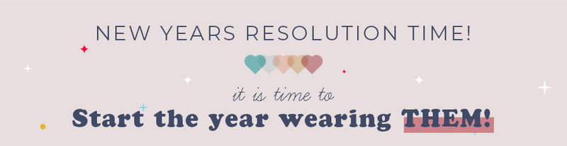 Cheers to new stylish resolutions!