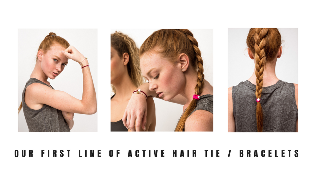 FIT | Active, Hair Accessories, Hair Elastics, Hair Ties and Bracelets | By Lilla