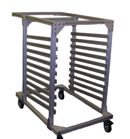 "Relay Judging Platform Caddy for 24"" RJPLDS (CAD-RJPLD-2) - Refurbished"