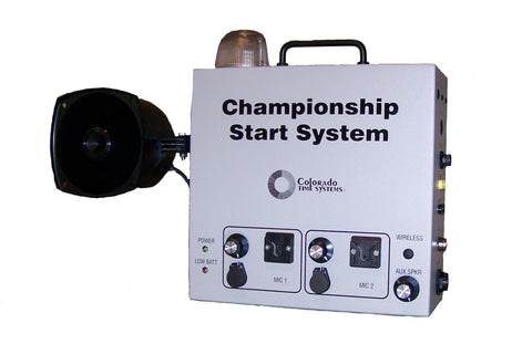 Championship Start System (SS.S) - Refurbished