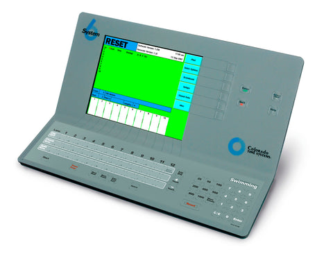 System 6 Timing Console (SYS6.S) - Refurbished